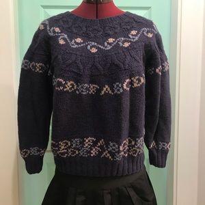 ❤️Braemar Hand knitted sweater